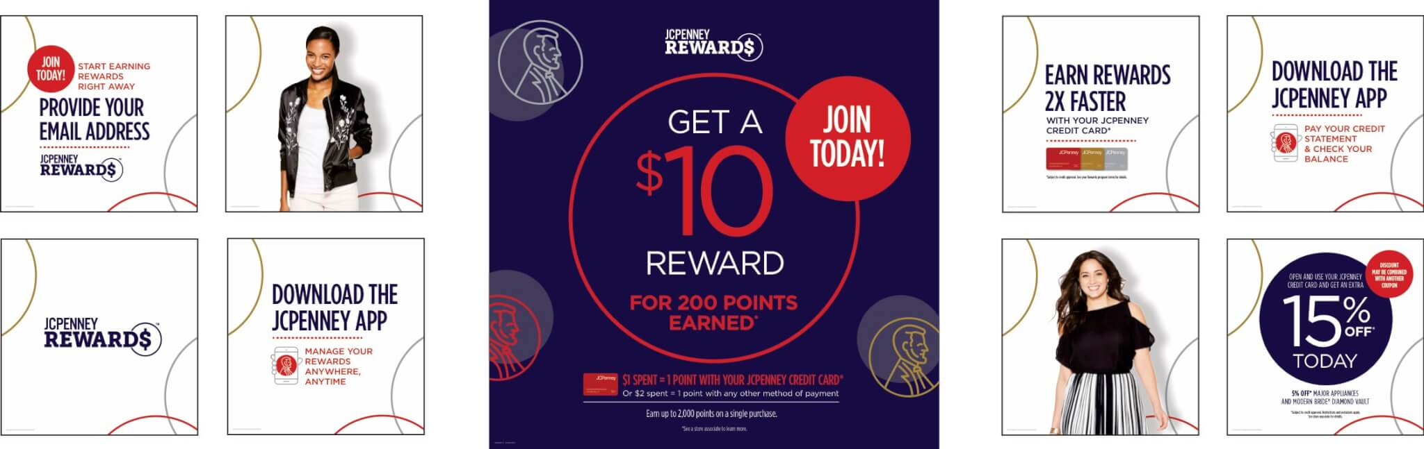 JCPenney Launched a New Rewards Program