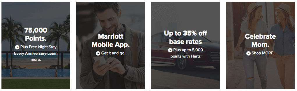 Marriott Rewards Program Benefits