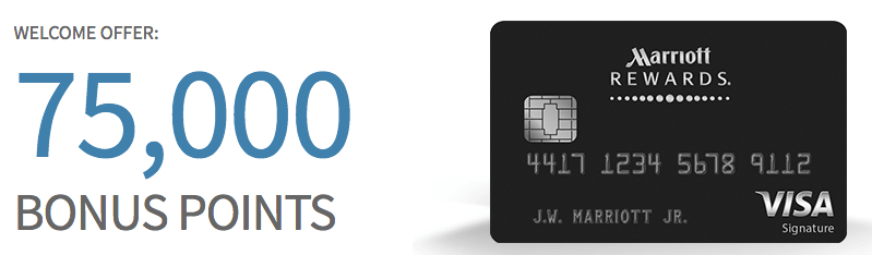 Marriott Rewards Credit Card
