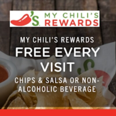 Chili's Revamps Rewards Program Updated After Exit from Plenti Rewards