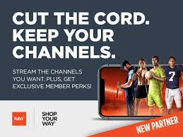 More Ways to Earn Shop Your Way Rewards with fuboTV