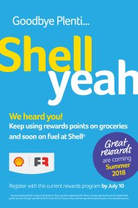 Southeastern Grocers Transitions to Shell Program