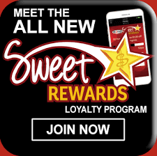 Franchise Bruster's Real Ice Cream Sweet Rewards Loyalty Program