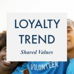 Customer Loyalty Trend: Shared Values Matter