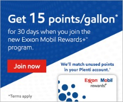 New ExxonMobil Rewards Plus