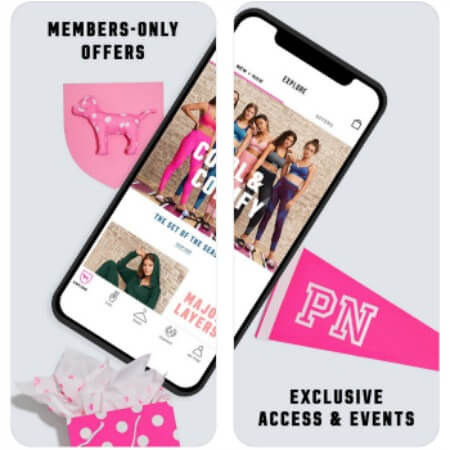 Victoria Secret Totaly Revamps its Loyalty Program, PINK Nation