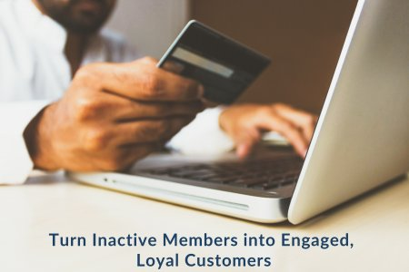 how to engage passive loyalty program members