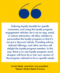 Tailor Loyalty Programs to Customers to Increase Engagement