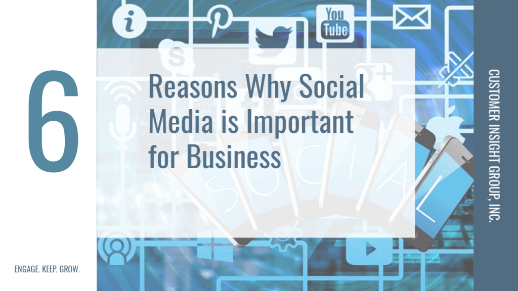Social Media is Important for Business