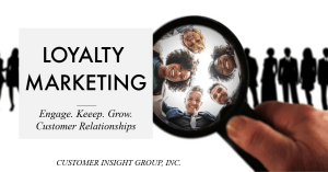 Engaging Loyalty Marketing Programs