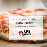Papa John Overhauls Loyalty Program
