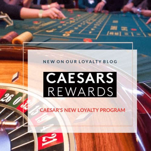 Caesars Updates Player Rewards Program
