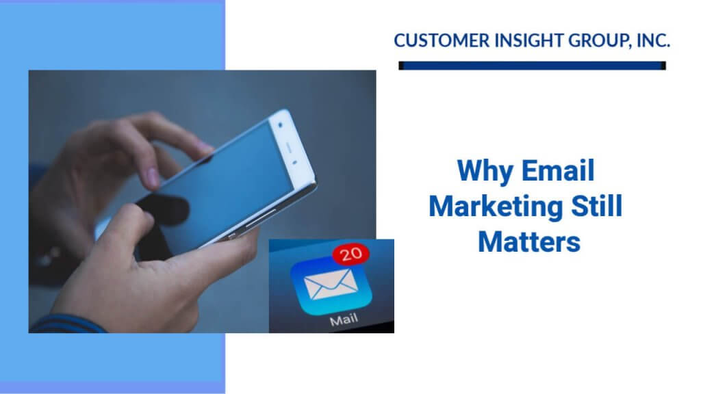 Why Email Marketing Still Matters in 2020