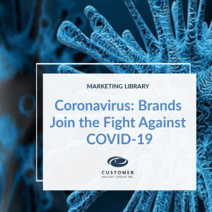 American Companies Join Fight Against COVID 19