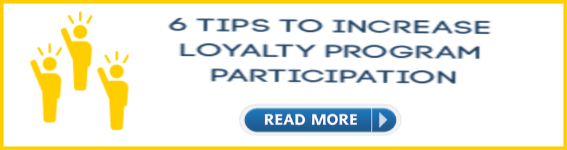 increase member participation in loyalty program