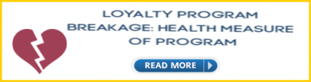 what loyalty program breakage means