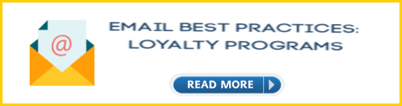 get examples of loyalty program emails