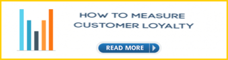 find out how to measure customer loyalty