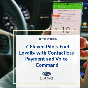 7 Eleven Pilots Fuel Rewards Loyalty Program