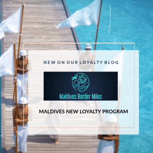 Maldives is the World's First Country to Offer a Traveler Loyalty Program