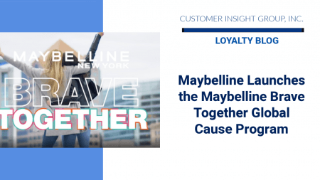 Maybelline Announces the Global Cause Program  Maybelline Brave Together