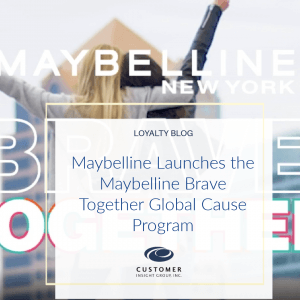 Maybelline Launches Global Cause Program