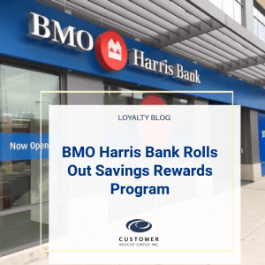 bmo harris banks launches savings reward program