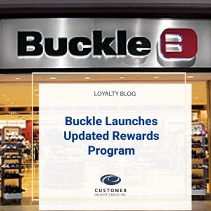 Buckle Stores announces new tiered loyalty program