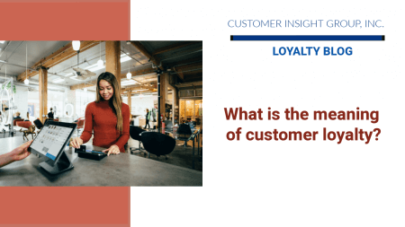 what is the definition of customer loyalty