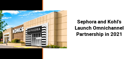 Sephora and Kohl's Launch Omnichannel Partnership in 2021