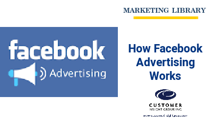 Overview of How Facebook Advertising Works